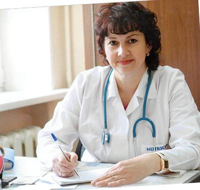 Александра Горшкова, Владивостокская детская поликлиника №5, Лариса Москаленко