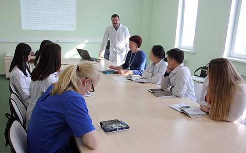 Новости медицины Сахалина, ТГМУ