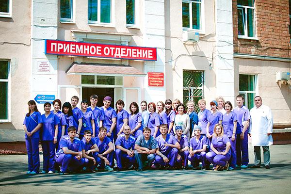 владивостокская клиническая больница №1, Сергей Лебедев