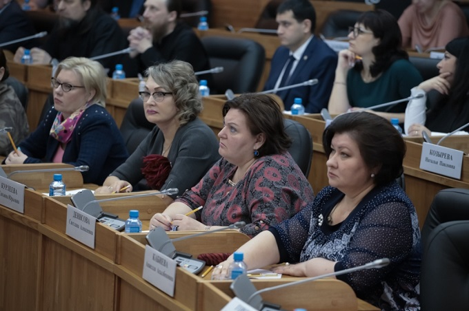 Елена Русакова, Общественный экспертный совет по вопросам здоровья, ОЭС