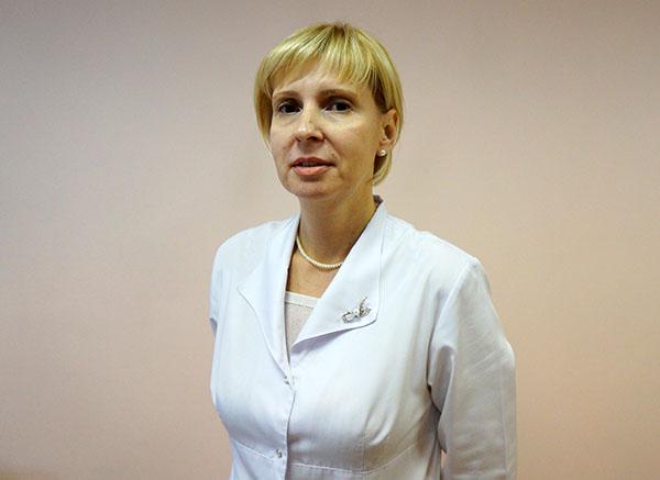 Наталья Воробьёва, Отделенческая клиническая больница на ст. Владивосток ОАО «РЖД»
