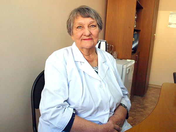 Маргарита Маевская, Уссурийская центральная городская больница