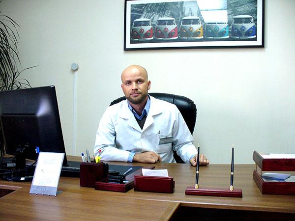 Александр Чех, Андрей Скирута, Уссурийская центральная городская больница