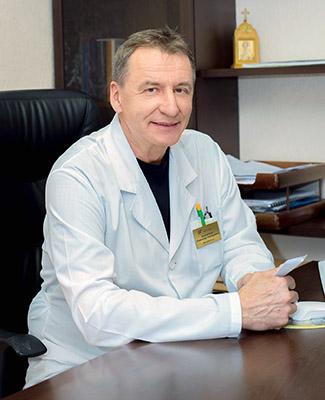 Александр Филиппов, Медицинский центр «ЗДОРОВЬЕ», урология