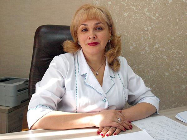 Лариса Никитина, Михайловская ЦРБ, Татьяна Виштак
