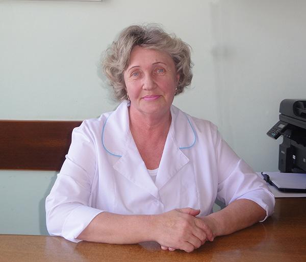 Владивостокская поликлиника №4, Ольга Майорова