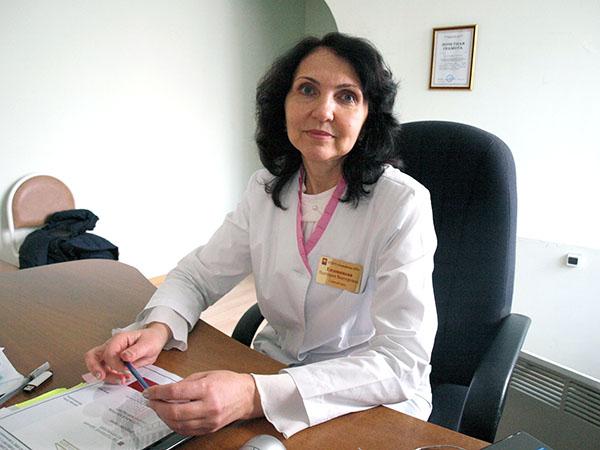 Виктория Ендовицкая, Ханкайская ЦРБ