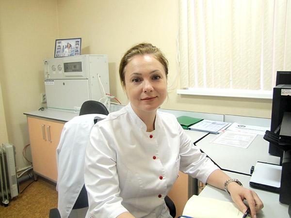 ККЦ СВМП, Краевой клинический центр специализированных видов медицинской помощи, Нина Горбатюк