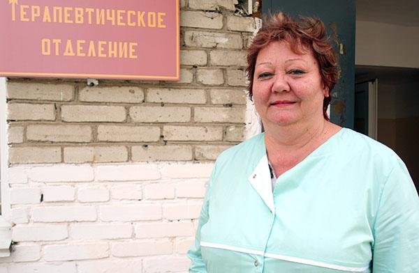 Елена Чеснокова, Михайловская ЦРБ