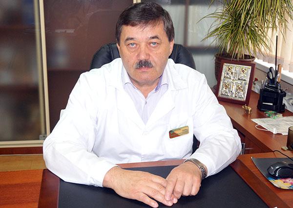Анатолий Герец, Краевой клинический кожно-венерологический диспансер, Чистоводное