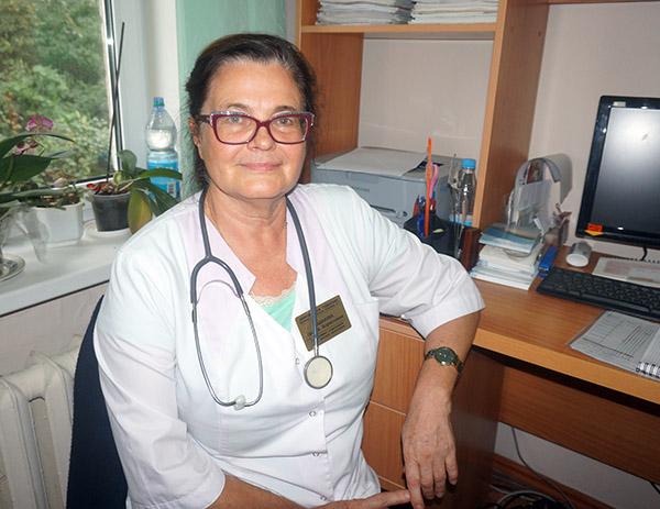 Краевая клиническая больница №2, Ольга Дадалова