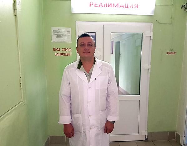 Андрей Грязнов, Родион Шелега, Хасанская центральная районная больница, Хасанская ЦРБ