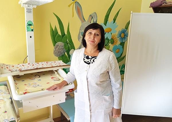 Ирина Киселева, Хасанская центральная районная больница, Хасанская ЦРБ