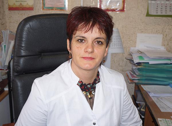 Владивостокская поликлиника №1, Ирина Конева