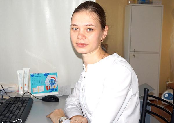 Владивостокская поликлиника №1, Кристина Щербакова