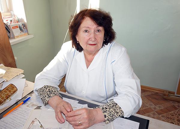 Инесса Никитина, Надеждинская центральная районная больница, Надеждинская ЦРБ