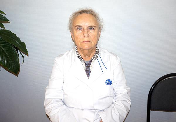 Краевая клиническая больница №2, Лариса Тамм