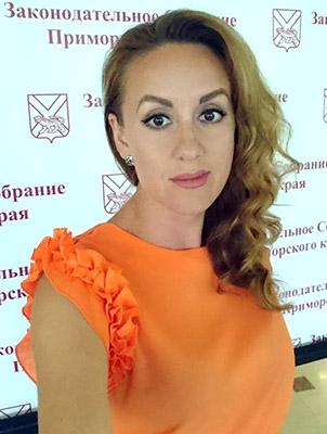Ксения Гусенцова, Проект Здоровое будущее