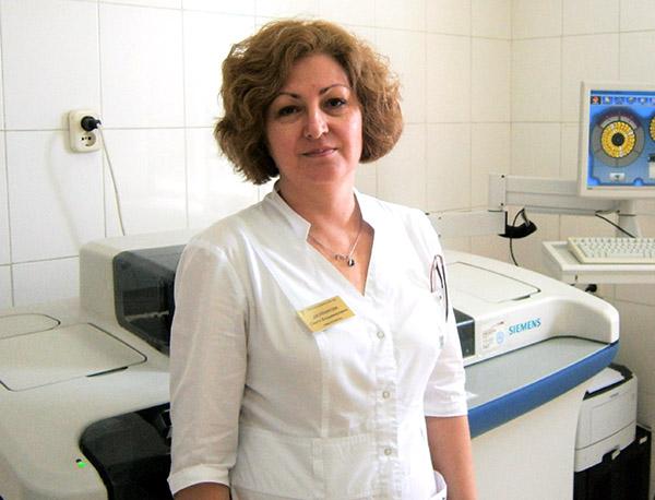 Андрей Скирута, Ольга Двойникова, Уссурийская центральная городская больница