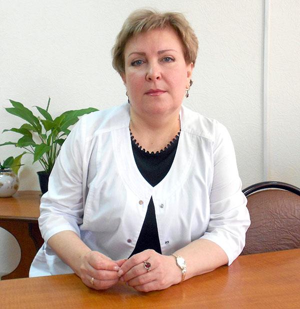 Арсеньевская городская больница, Людмила Аплюшкина