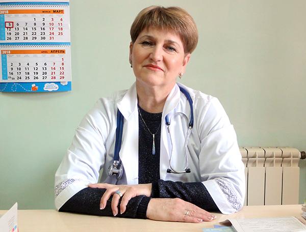 Владивостокская детская поликлиника №2, Татьяна Павлюк