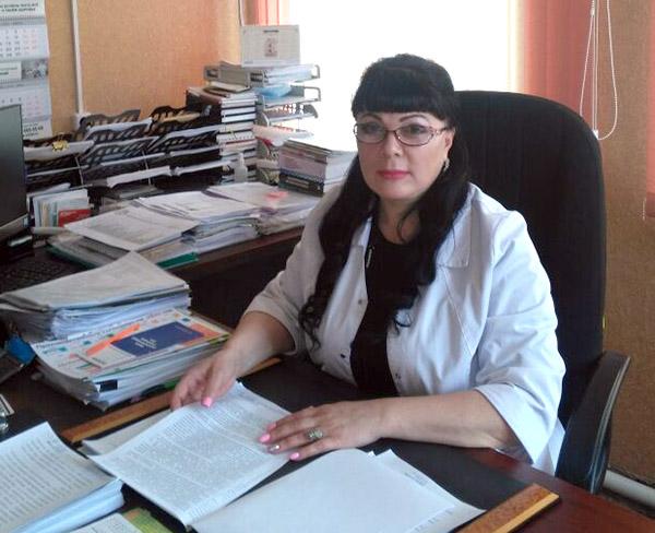 Анучинская центральная районная больница, Анучинская ЦРБ, Наталья Пашовкина