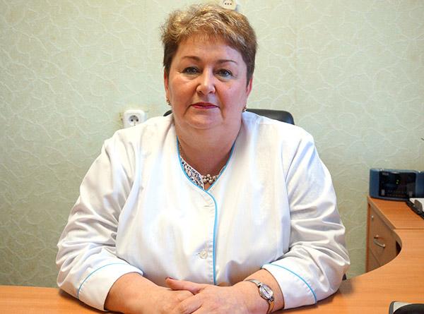 Госпиталь для ветеранов войн, Елена Фильчук