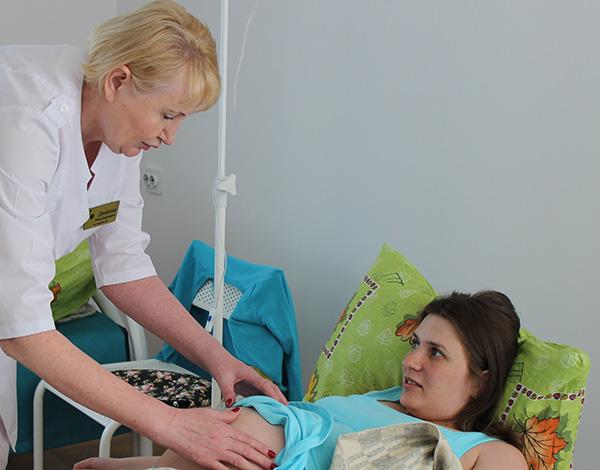 Владивостокский клинический родильный дом№3, Нина Денисова