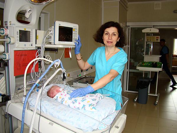 Анжелика Гривачевская, Краевая детская клиническая больница №1, Надежда Горелик