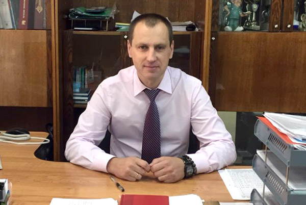 Дмитрий Лепилин, Лесозаводская ЦГБ, Лесозаводская центральная городская больница