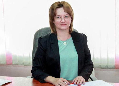 Елена Шашко, ТФОМС