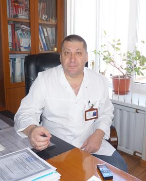 Директор ООО МК «Возрождение XXI» Виктор Ширковец
