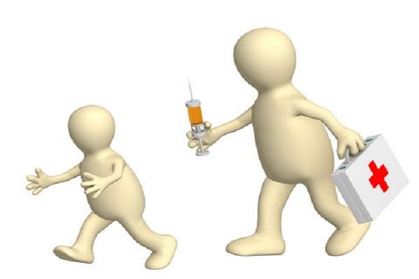 вакцинация, грипп, отказ от прививок, прививки