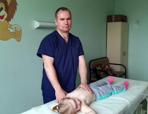 Виктор Шаталов, Владивостокская детская поликлиника №3, реабилитация, Светлана Нагибко