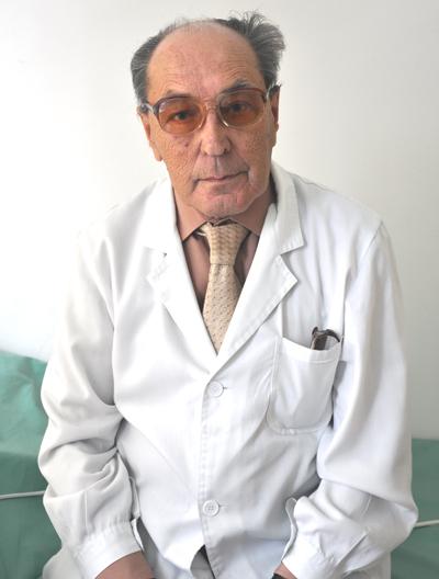 Вячеслав Стуков, Ханкайская центральная районная больница, Ханкайская ЦРБ