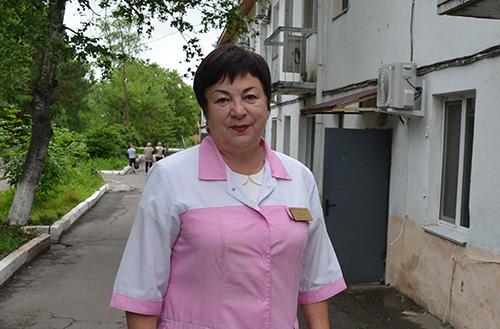 Михайловская центральная районная больница, Михайловская ЦРБ, Татьяна Виштак, ФАП
