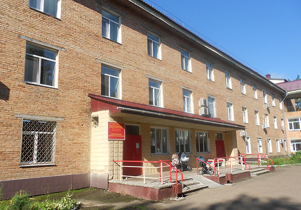 Арсеньевская городская больница, Лариса Нечуева