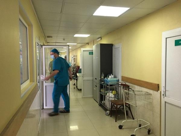 ВКБ №4, Владивостокская клиническая больница №4, Дальзаводская больница, Наталья Дицель, ремонты