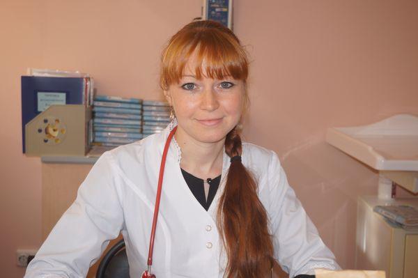 Владивостокская детская поликлиника №2, молодые специалисты
