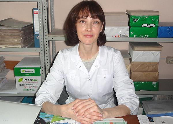 Владивостокская поликлиника №4, Галина Горшунова, Светлана Литус