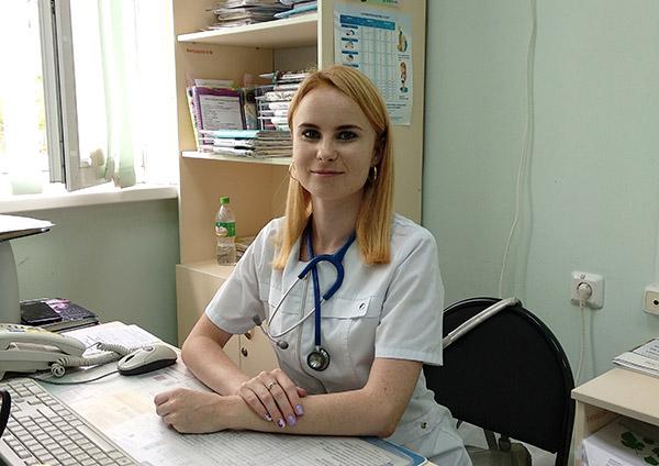 Анастасия Кирик, Владивостокская детская поликлиника №3, Римма Трегубова