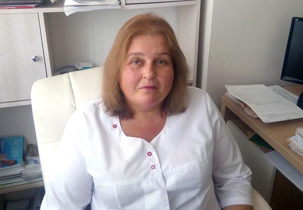 Владивостокская клиническая больница №2, Татьяна Кабанцева