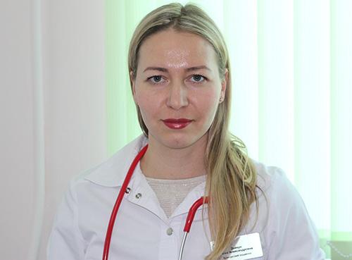 Анна Дейкун, Владивостокская детская поликлиника №6, детская кардиология, кардиология