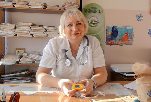 Владивостокская детская поликлиника №2, педиатрия, пневмония, Светлана Огаркова