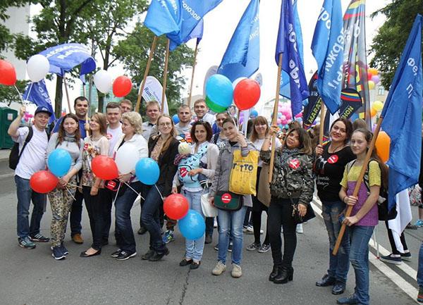 Дмитрий Зайнуллов, Ирина Лизенко, Приморская краевая организация профсоюза работников здравоохранения