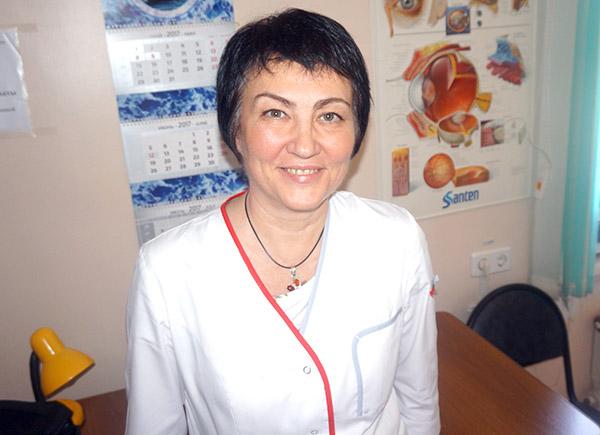 Валерия Титовец, Краевая клиническая больница №2, Светлана Бениова