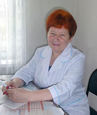 Алла Кулакова, Владивостокская поликлиника №4, Галина Горшунова