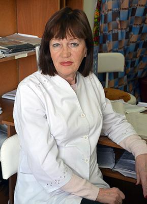 Анна Иванова, Черниговская ЦРБ