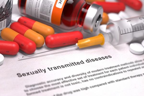 венерические заболевания, здравоохранение США, ИППП