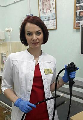 Анна Миротворцева, Анна Туманина, Приморский краевой онкологический диспансер